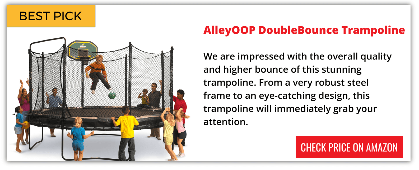 Best Trampoline Reviews 2017