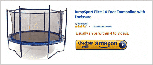 The Best Jumpsport Trampoline