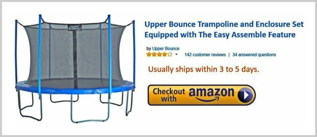 The Best Upper Bounce Trampoline