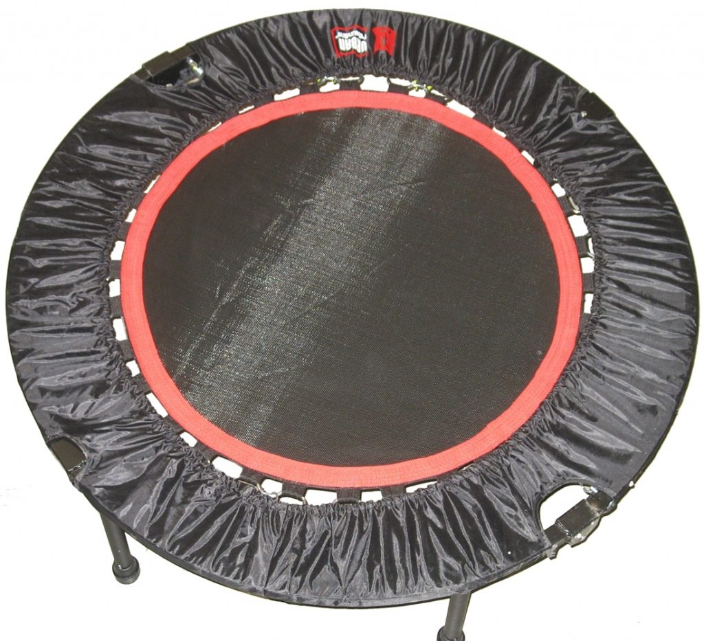 Urban Rebounder Trampoline with Workout DVD & Stabilizing Bar Review