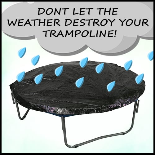 Trampoline Cover Best