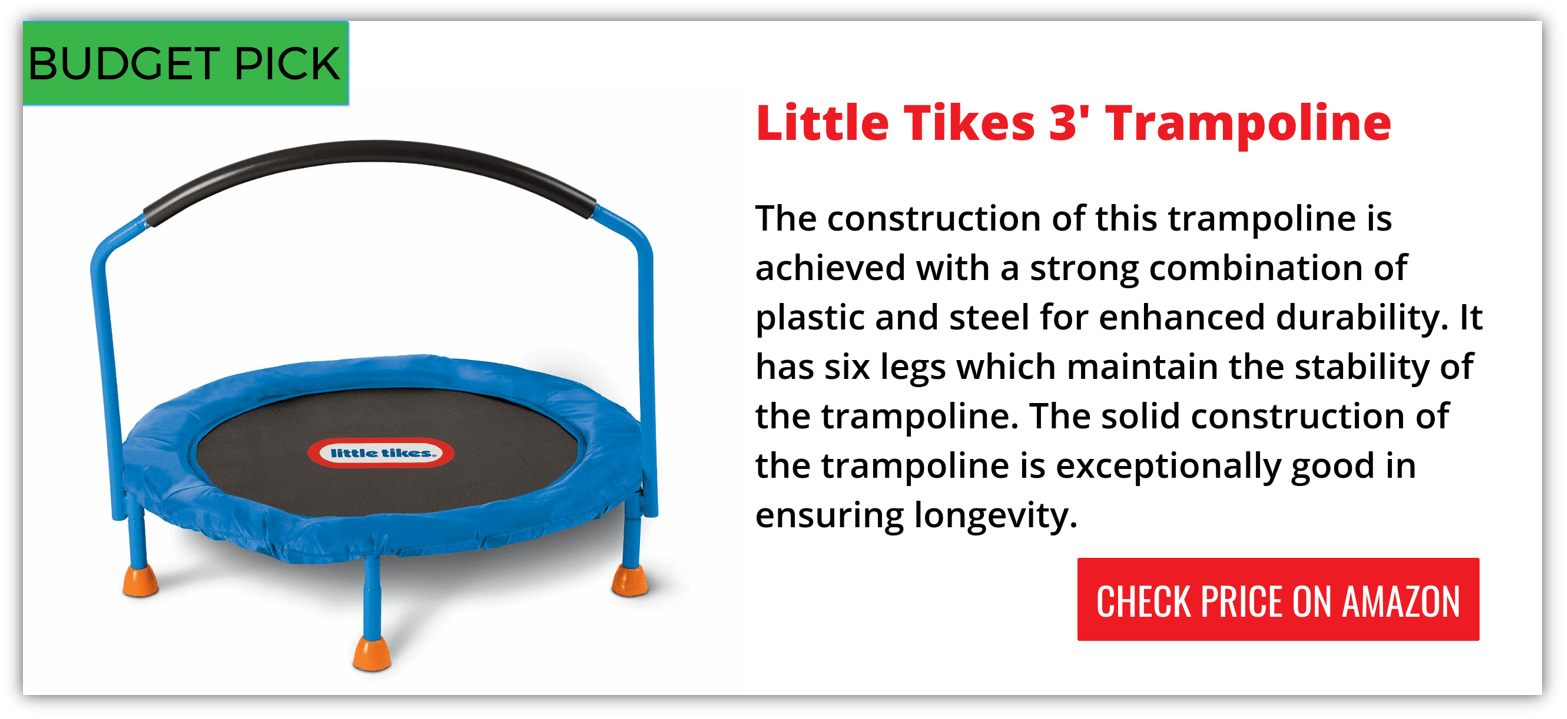 Best Trampoline For Kids 2017