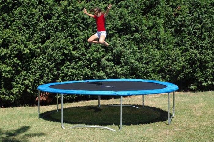 Rebounder or Trampoline- What are the main differences?