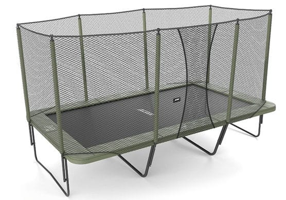 AlleyOOP 10'×17' PowerBounce Rectangle Trampoline