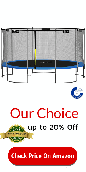 Kangaroo Hoppers Trampoline Review