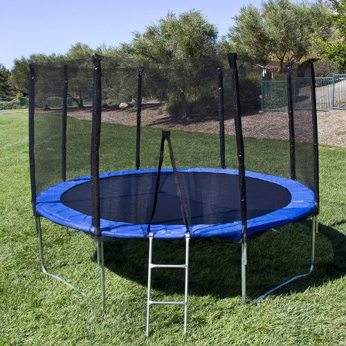 Best Choice Products Round Trampoline