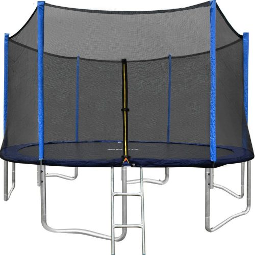 ORCC 15FT 12FT Trampoline with Enclosure
