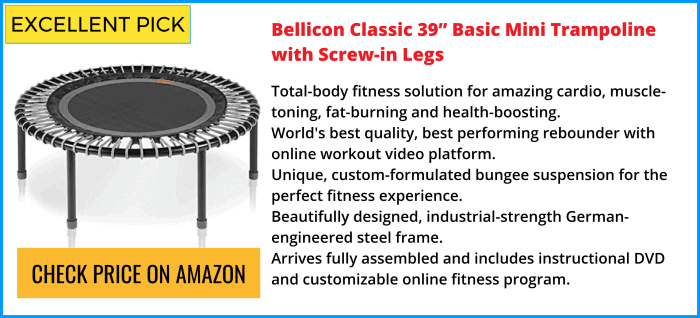 bellicon rebounder reviews