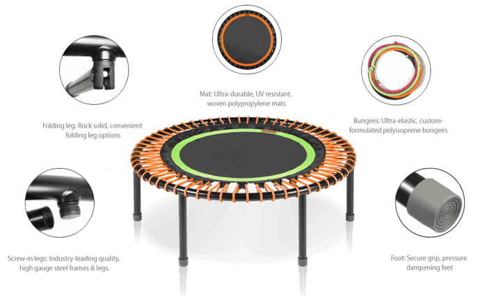 bellicon trampoline reviews