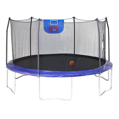 skywalker 15' trampoline reviews