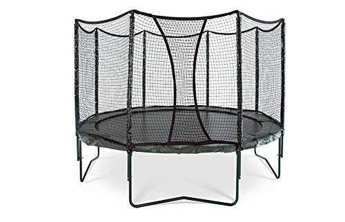 AlleyOOP VariableBounce Trampoline with Enclosure